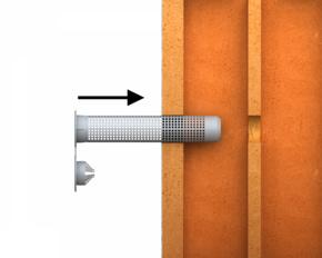 R-KEM II Kotwa chemiczna wklejana do podłoży murowych i z pustkami kotwa chemiczna