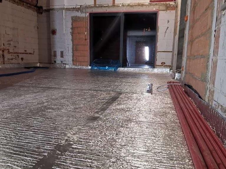 Izolacja Aluthermo® to najlepsze rozwiązanie dociepleniowe podłogi