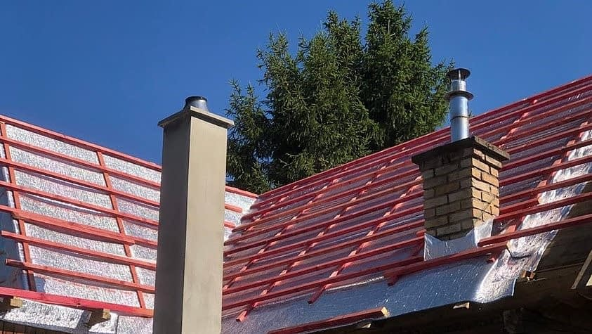izolację Aluthermo® do ocieplenia Twojego dachu
